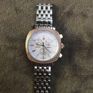 💯 Michele Ascalon Diamond watch